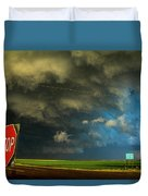 Stop And Take In This Moment Duvet Cover