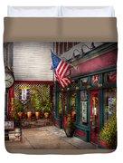 Store - Flemington Nj - Historic Flemington  Duvet Cover