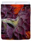 Store Flower Duvet Cover