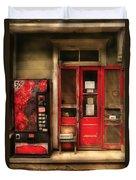 Store - Waterford Va - General Store Duvet Cover