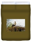 Stork Nest Duvet Cover