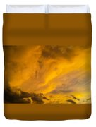 Storm Clouds 3 Duvet Cover