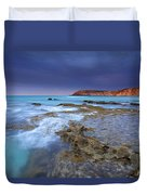 Storm Light Duvet Cover