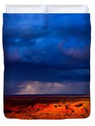 Storm On The Way Duvet Cover