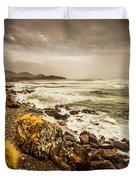 Storm Season Duvet Cover