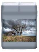 Storm Sky Barn Duvet Cover
