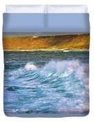 Storm Wave Duvet Cover