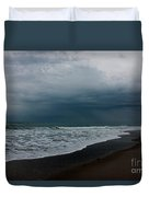 Storms Rolling In Duvet Cover