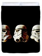 Stormtrooper 1-3 Weathered Duvet Cover
