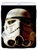 Stormtrooper 1 Weathered Duvet Cover