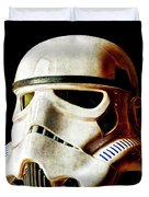 Stormtrooper 3 Weathered Duvet Cover