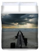 Stormy Atlantic Duvet Cover