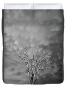 Stormy Evening  Duvet Cover