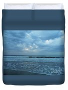 Stormy Morning Duvet Cover