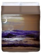 Stormy Night Duvet Cover by Aaron Berg