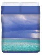 Stormy Ocean Duvet Cover