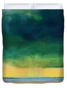 Stormy Seas Duvet Cover by Toni Grote