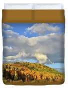 Stormy Sunrise In Colorado Duvet Cover