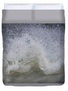 Stormy Surf Duvet Cover