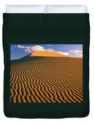 Story In The Wind Duvet Cover