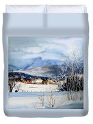 Stowe Valley Farm Duvet Cover