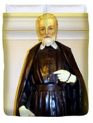St.philip Neri Duvet Cover