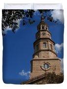 St.philips Church Charleston Sc Duvet Cover