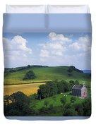 Stradbally, Co Laois, Ireland Church Duvet Cover