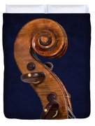 Stradivarius Scroll Duvet Cover