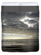 Straits Of Magellan I Duvet Cover