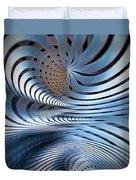 Strange Attraction Duvet Cover