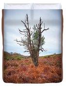 Strange Tree Duvet Cover