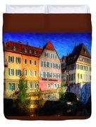Strasbourg 1 Duvet Cover