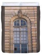 Strasbourg Window 08 Duvet Cover