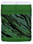 Stratification Duvet Cover