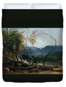 Stratton Notch - Vermont Duvet Cover