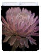 Straw Flower Duvet Cover