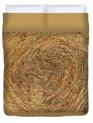 Straw Duvet Cover