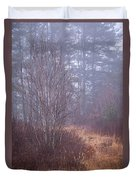 Straw Path Duvet Cover