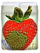 Strawberry Dreams Duvet Cover