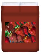 Strawberry Fields Forever Duvet Cover