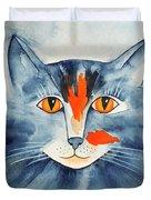 Stray Cat Duvet Cover