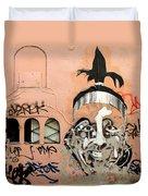Street Art 1 Duvet Cover