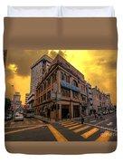 Street Duvet Cover
