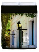 Street Kights Colonia Duvet Cover