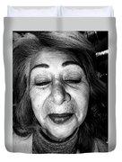Street Portrait   303  Duvet Cover