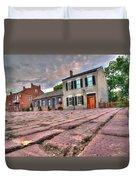 Street View Duvet Cover