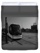 Streetcar Traditions Duvet Cover