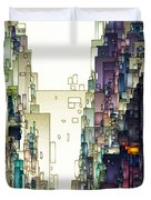 Streetscape 1 Duvet Cover