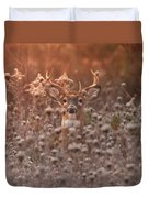 Strength And Harmony Duvet Cover